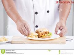 повар в ресторан