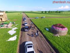 Ала-Тоо кыргыз айылы!!!