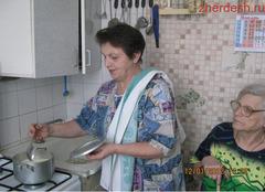 Приглашаем на постоянную работу посудомойщицу-уборщицу