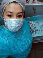 Стоматолог-врач Кубанычбекова Сайкал Нурланбековна!!!