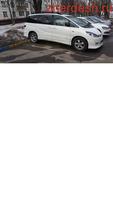 25 Март куну Москвадан Кыргызстандын баардык аймактарына кетебиз Toyota Estima менен