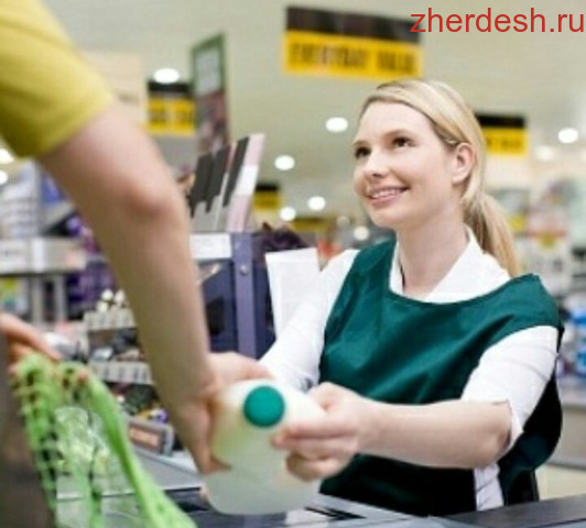 В крупную сеть магазинов требуются кассиры с опытом работы