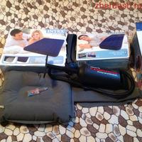 Бадминтон+надувные матрасы с подушками 2500руб