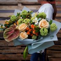Доставка цветов в Кыргызстан