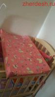 Детская кровать. 3500 руб
