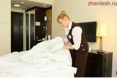 Супервайзер С ОПЫТОМ в гостиницу ЗП47000+питание+униформа