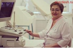 Акушер-гинеколог 30 йил стаж