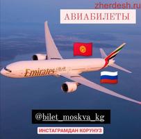 "АВИАБИЛЕТТЕР АРЗАН ""BILET_MOSKVA_KG"" инстаграм"