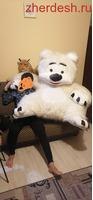 Мягкая игрушка медведь за 20 тыс