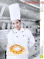 Пекарь в мини-пекарню