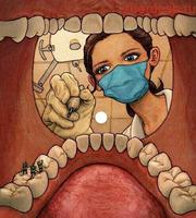 Сапаттуу,ынгайлуу жана оорусу жок стоматологияга чакырабыз...