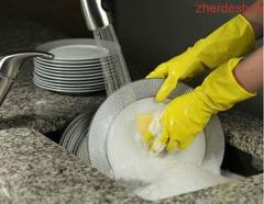 Котломойщик/ Посудомойщица -190р в час (55000т.р в месяц)