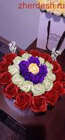 Букет цветов из мыло