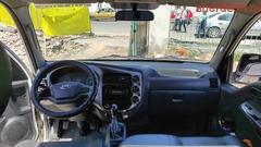 Машина Кыргызстанда